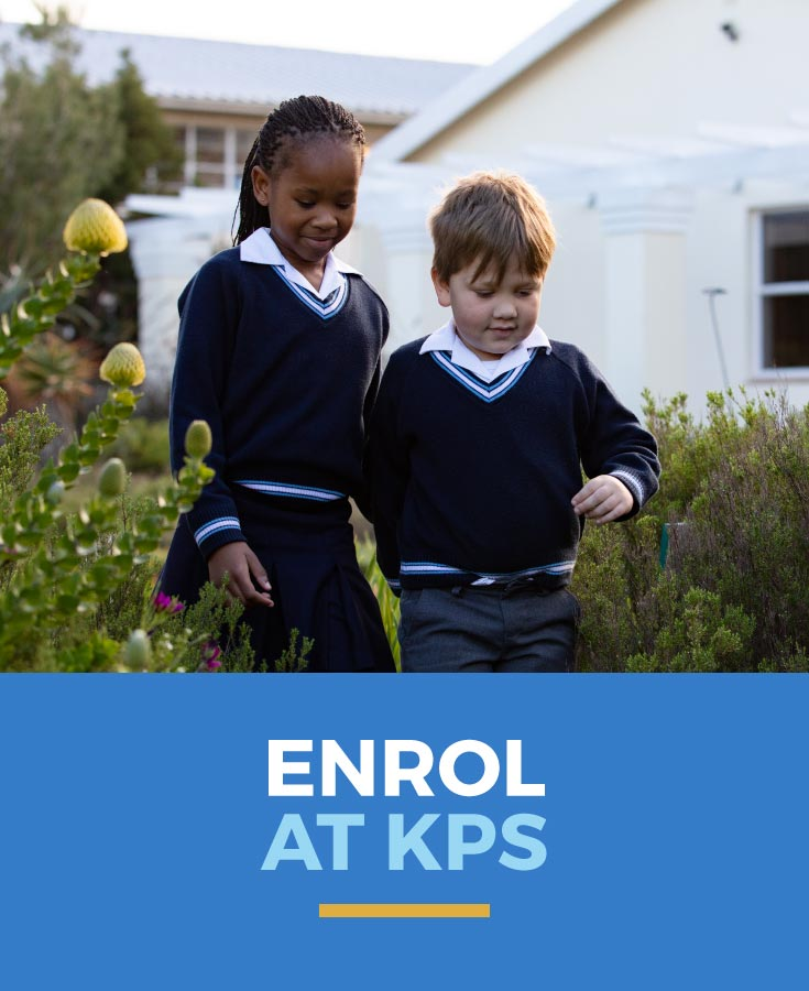 Kirstenhof Primary - Enrol today