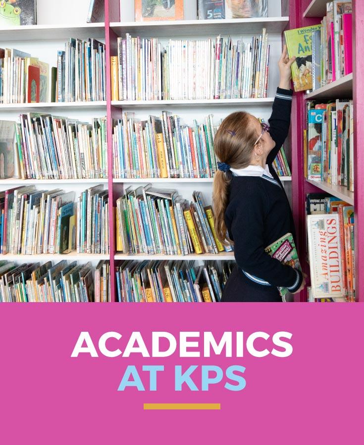 Kirstenhof Primary - Academics
