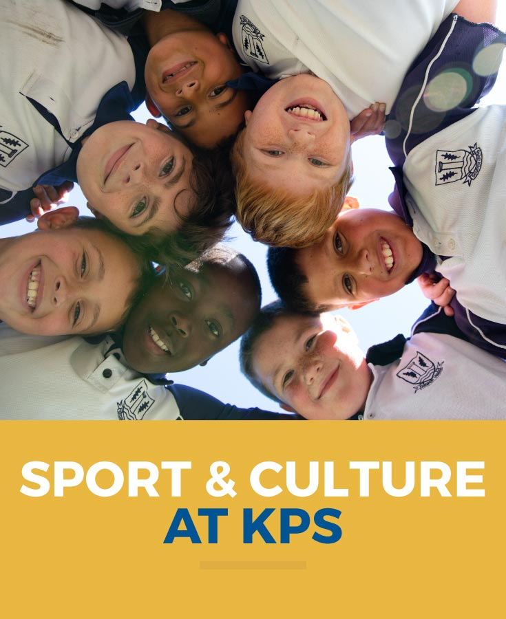 Kirstenhof Primary - Sports and Culture